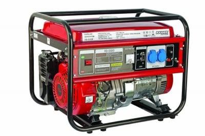 Генератор на ток  RAIDER RD-GG03