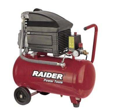 Компресор 25 л. RD-AC01 - RAIDER