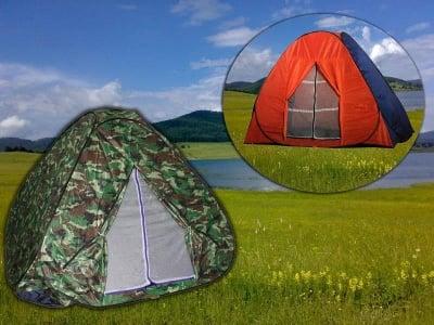 Палатка триместна YJ2P-42