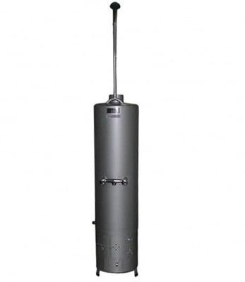Бойлер на твърдо гориво + смесителна батерия - Тусима - Т
