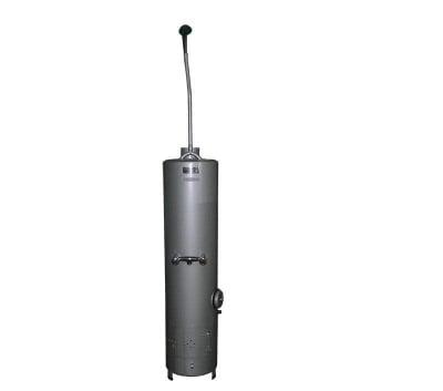 Комбиниран бойлер на твърдо гориво + смесителна батерия - Тусима Т