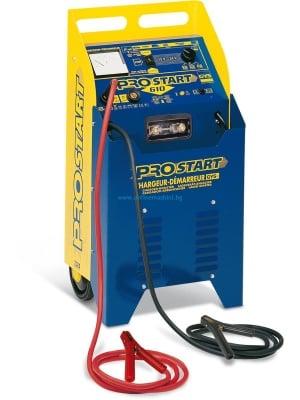 Зарядно стартово устройство  Prostart 610 - GYS