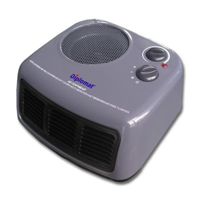 Хоризонтална вентилаторна печка DPL HTM 2008 - Diplomat