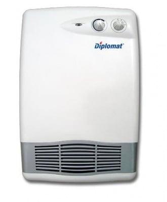 Вентилаторна отоплителна печка за баня DPL VTB 9011 -  Diplomat