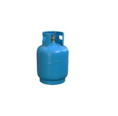 Бутилка за втечнен газ 20 литра къса