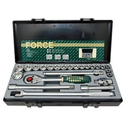 Комплект гедоре 22 части - FORCE