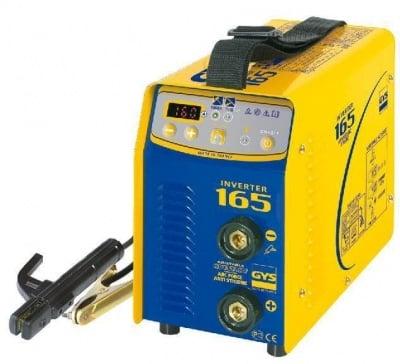 Инверторен електрожен GYSMI 165