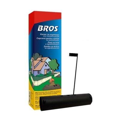 Капан за къртици със сигнализатор Bros