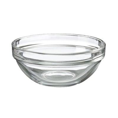 Стъклена купа 17 см.