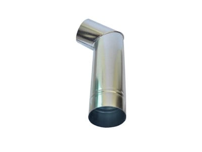 Кривка Ф120 единична  - АМЦ Метал