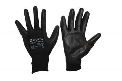 Монтажни ръкавици 9 Wurth