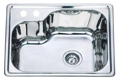 Кухненска мивка алпака ICK D5645P Inter Ceramic