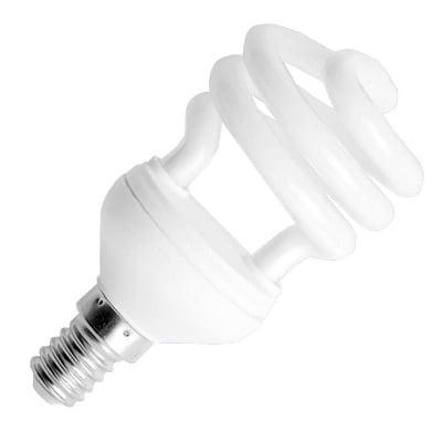 Енергоспестяващa лампa BRIGHT SPIRAL BS22 11W E27 Vivalux