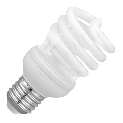 Енергоспестяващa лампa BRIGHT SPIRAL BS22 15W E27 Vivalux