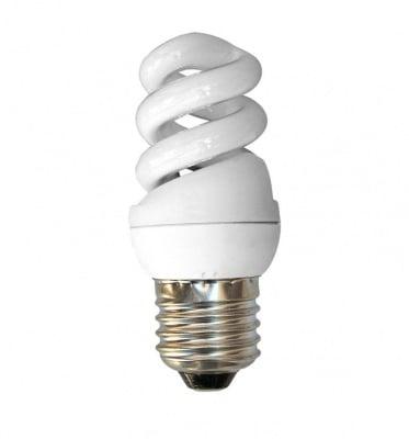 Енергоспестяваща лампа MINI SPIRAL MSP22 7W E27 Vivalux
