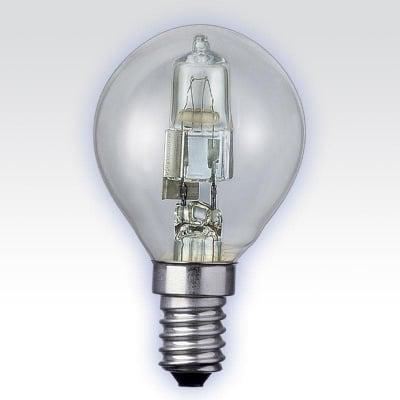 Енергоспестяваща халогенна лампа H Saver GH45 42W Е14 Vivalux