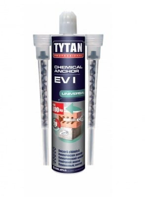 Химически анкер полиестер EV I Professional Tytan