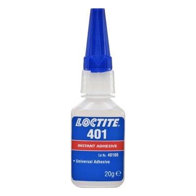 Универсално секундно лепило Loctite 401 20 мл.