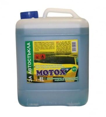 Препарат за автостъкла - 20C 4 л. - Motox