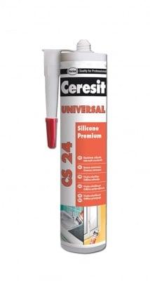 Универсален силикон Ceresit CS24 прозрачен