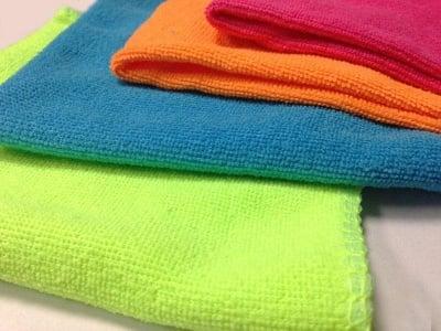 Комплект микрофибърни кърпи 4 бр.