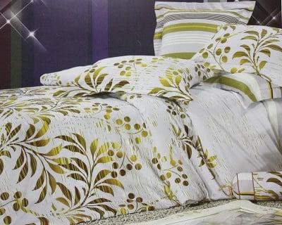 Единичен спален комплект с олекотена завивка Розмарин  - Roxyma Dream