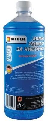Течност за чистачки зимна - концентрат - HILBER