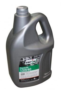Масло Formula 15W40 4 л. - Cario