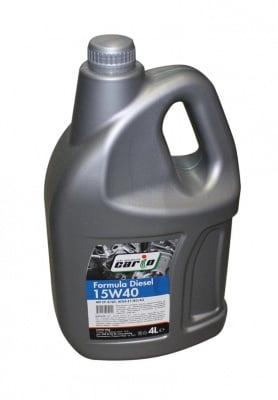 Масло 4 л. Formula Diesel 15W40 - Cario
