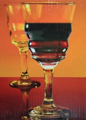 Чаши за вино ОРИОН 6 бр.