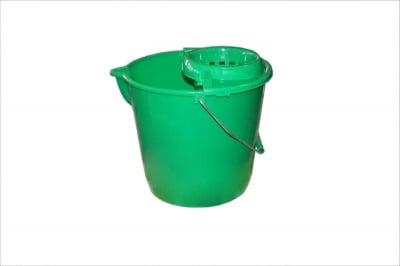 Кофа с цедка тъмно зелена