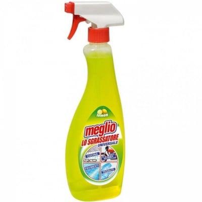 Обезмаслител Meglio Лимон с помпа, 750 мл.
