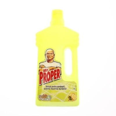Универсален почистващ препарат Mr.Proper Lemon