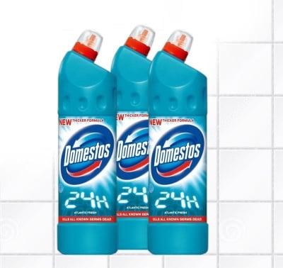Почистващ препарат Atlantic Fresh - Domestos
