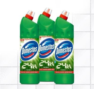 Почистващ препарат Pine Fresh - Domestos