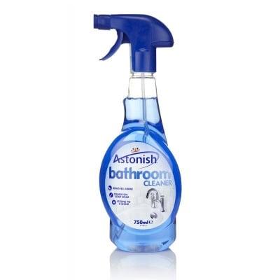 Спрей за почистване на баня - Astonish