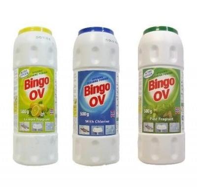 Гланц бор - Bingo OV