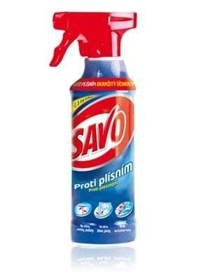 SAVO против плесен, с пулвелизатор - 500 мл.