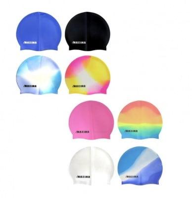 Силиконова плувна шапка Maximа