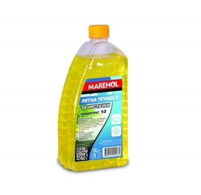 Лятна течност за чистачки 1:3 Marenol 1 литър