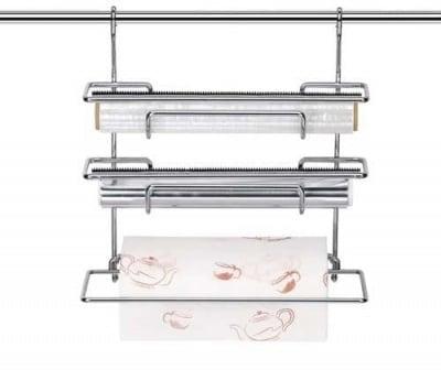 Стойка за кухненско фолио и хартия - Tescoma