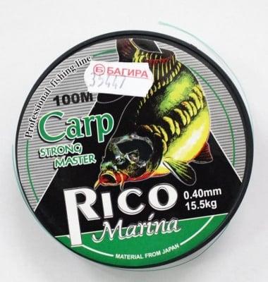 КОРДА RICO MARINA 0,40 мм.