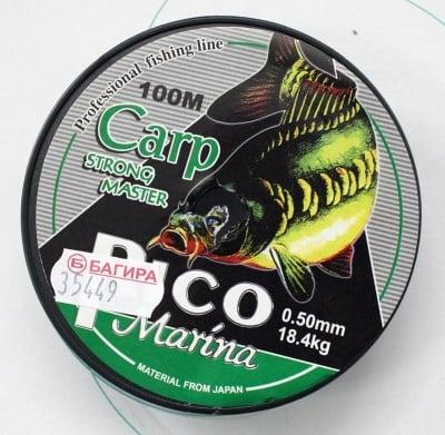 КОРДА RICO MARINA 0,50 мм.