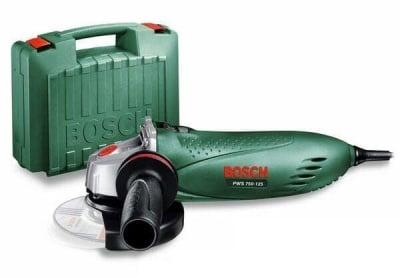 Ъглошлайф PWS 750-125 - Bosch