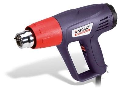 Пистолет за горещ въздух HAG 1600W - Sparky