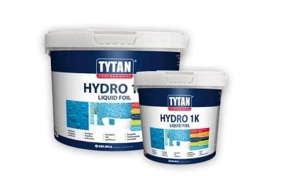 Течно хидроизолационно фолио Hydro 1K 1.2 кг - Tytan