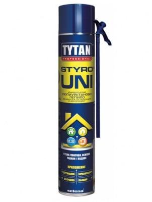 Ръчно лепило за топлоизолация STYRO UNI Tytan Professional