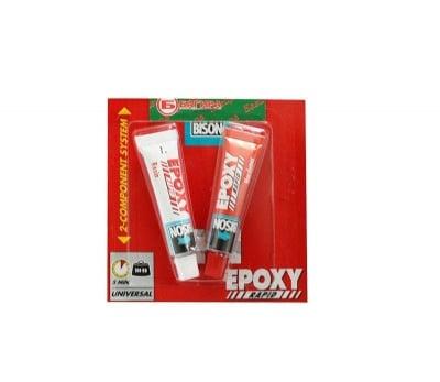 Епоксидна смола 2х6 мл. Bison Epoxy Rapid