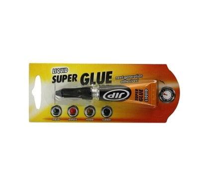 Секундно лепило Jip Super Glue 3 гр.