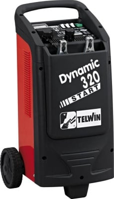 Стартерно зарядно устройство Dynamic 320 - Telwin